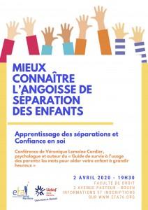 Affiche conférence Lemoine Cordier - copie